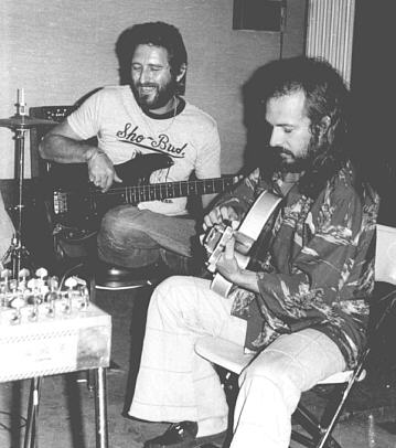 Buddy and Lenny Breau