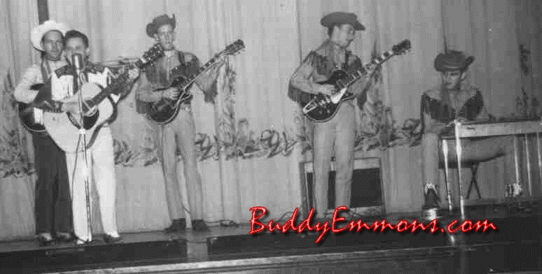 Buddy with Jimmy Dickens