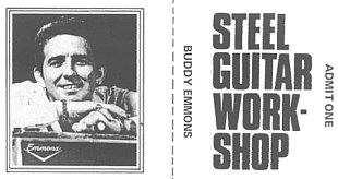 Steel Guitar Work-shop